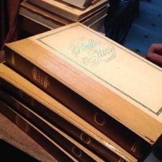 Libros de segunda mano: REALES SITIOS. 4 TOMOS Nº 1 AL 19. Lote 211500061