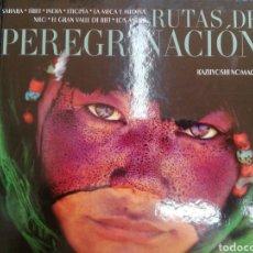 Libros de segunda mano: RUTAS DE PEREGRINACION. NOMACHI. BLUME. Lote 211506282