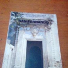 Libros de segunda mano: SAN FERNANDO. HISTORIA DE LOS PUEBLOS DE LA PROVINCIA DE CADIZ. EST20B4. Lote 211641286