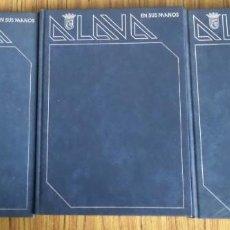Libros de segunda mano: 3 TOMOS / ALAVA EN SUS MANOS / 1983 TOMO 1-2-3. Lote 211660944