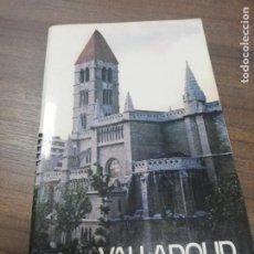 Libros de segunda mano: VALLADOLID. CIUDAD HISTORICA MONUMENTAL Y MODERNA. 1982.. Lote 212490403