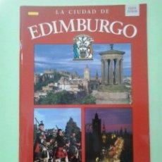 Livres d'occasion: LMV - LA CIUDAD DE EDIMBURGO. Lote 212492437