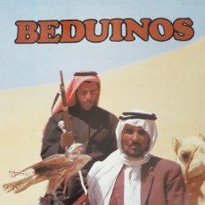 Libros de segunda mano: BEDUINOS. PUEBLOS SUPERVIVIENTES. ESPASA-CALPE. Lote 212608020