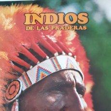 Libros de segunda mano: INDIOS DE LAS PRADERAS. PUEBLOS SUPERVIVIENTES. ESPASA-CALPE. Lote 212608350