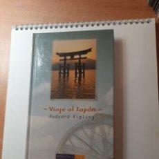 Libros de segunda mano: VIAJE AL JAPÓN. R. KIPLING. Lote 212901897