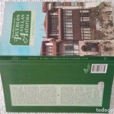 Libros de segunda mano: PUEBLOS Y VILLAS DE ASTURIAS. GUÍA ALFABÉTICA. TREA 1997. PRIMERA EDICIÓN.. Lote 213274137