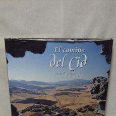 Libros de segunda mano: LIBRO EL CAMINO DEL CID - MARIA ÁNGELES SÁNCHEZ AÑO 2007. Lote 213493190