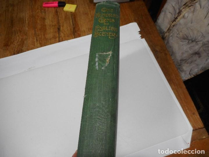 Libros de segunda mano: One hundred gems of British Scenery (En Inglés) Q2053T - Foto 2 - 213536988