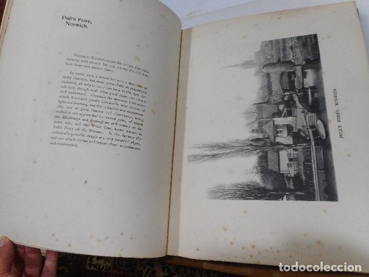 Libros de segunda mano: One hundred gems of British Scenery (En Inglés) Q2053T - Foto 4 - 213536988