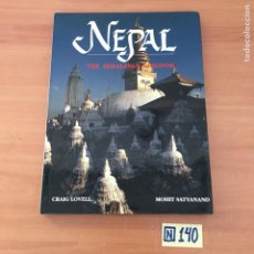 Libros de segunda mano: NEPAL. Lote 213548778