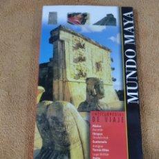 Libros de segunda mano: GUÍA DEL MUNDO MAYA, ( ACENTO EDITORIAL ). Lote 213742125