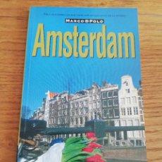 Libros de segunda mano: AMSTERDAM (GUÍA MARCO POLO). Lote 214081395
