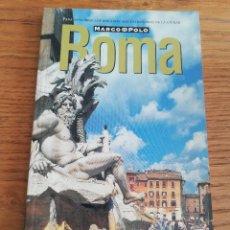 Libros de segunda mano: ROMA (GUÍA MARCO POLO). Lote 214081582