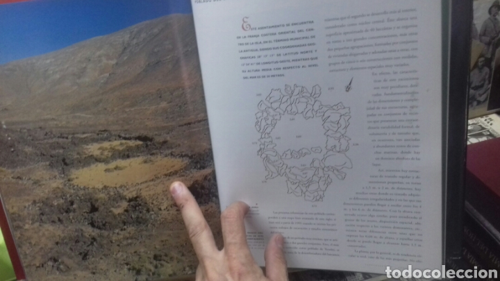 Libros de segunda mano: Patrimonio historico de Canarias. Fuerteventura y Lanzarote. - Foto 4 - 214917877