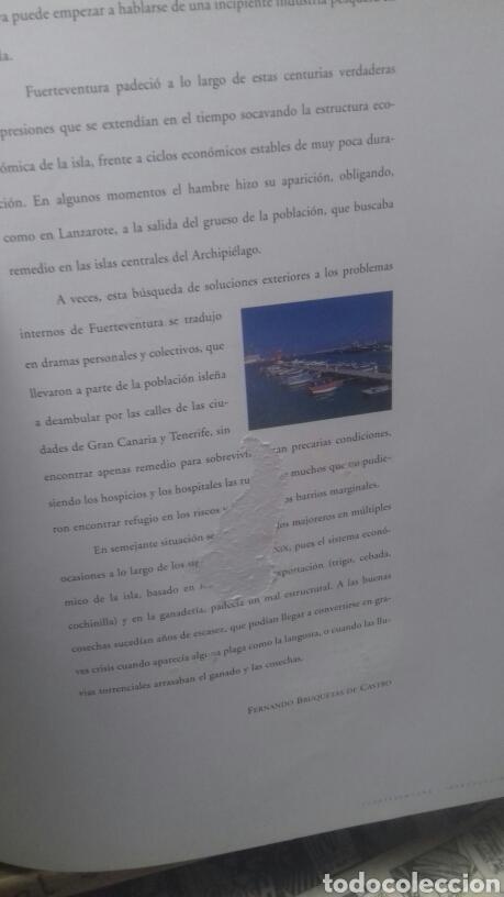 Libros de segunda mano: Patrimonio historico de Canarias. Fuerteventura y Lanzarote. - Foto 5 - 214917877