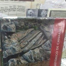 Libros de segunda mano: PATRIMONIO HISTORICO DE CANARIAS. FUERTEVENTURA Y LANZAROTE.. Lote 214917877