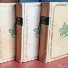 Libros de segunda mano: VIAJE POR ESPAÑA - 3 TOMOS - COMPLETA - DAVILLIER - DORE - ILUSTRADO - LIMITADA - COLECCIONISMO. Lote 215481445