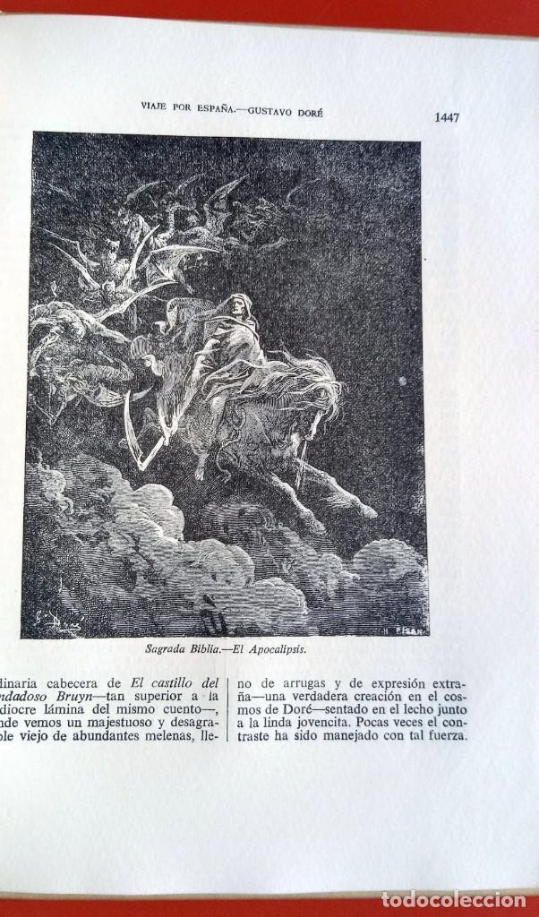 Libros de segunda mano: VIAJE POR ESPAÑA - 3 TOMOS - COMPLETA - DAVILLIER - DORE - ILUSTRADO - LIMITADA - COLECCIONISMO - Foto 13 - 215481445