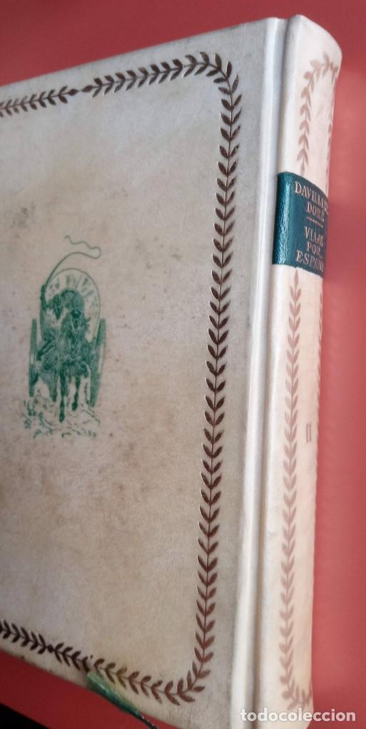 Libros de segunda mano: VIAJE POR ESPAÑA - 3 TOMOS - COMPLETA - DAVILLIER - DORE - ILUSTRADO - LIMITADA - COLECCIONISMO - Foto 18 - 215481445