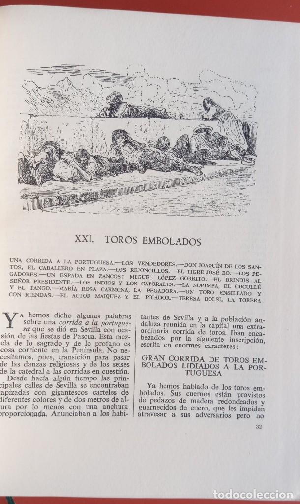 Libros de segunda mano: VIAJE POR ESPAÑA - 3 TOMOS - COMPLETA - DAVILLIER - DORE - ILUSTRADO - LIMITADA - COLECCIONISMO - Foto 8 - 215481445