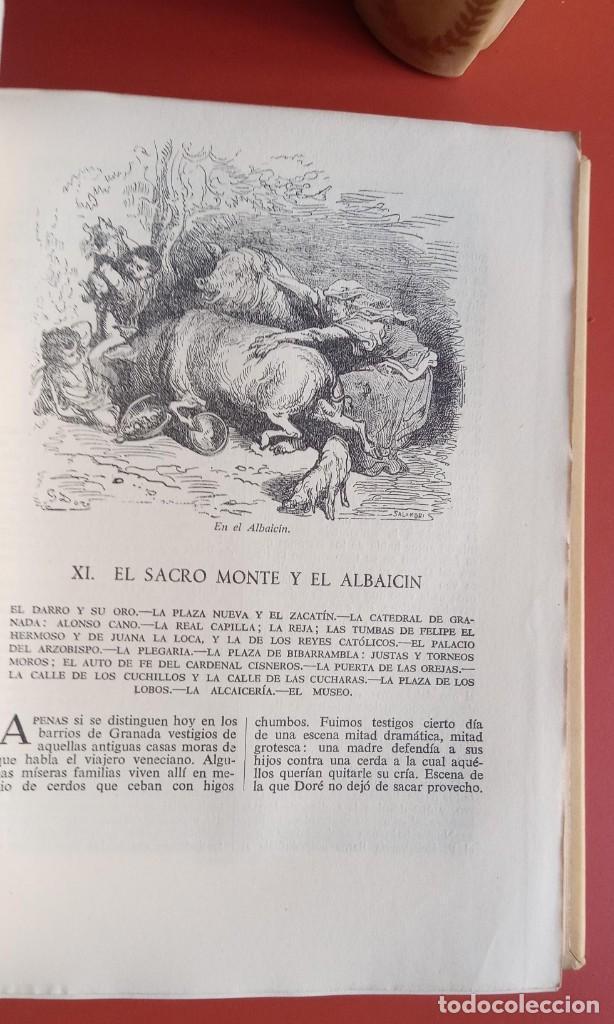 Libros de segunda mano: VIAJE POR ESPAÑA - 3 TOMOS - COMPLETA - DAVILLIER - DORE - ILUSTRADO - LIMITADA - COLECCIONISMO - Foto 23 - 215481445