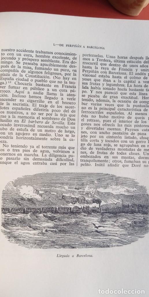 Libros de segunda mano: VIAJE POR ESPAÑA - 3 TOMOS - COMPLETA - DAVILLIER - DORE - ILUSTRADO - LIMITADA - COLECCIONISMO - Foto 25 - 215481445