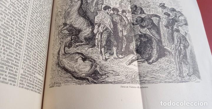 Libros de segunda mano: VIAJE POR ESPAÑA - 3 TOMOS - COMPLETA - DAVILLIER - DORE - ILUSTRADO - LIMITADA - COLECCIONISMO - Foto 26 - 215481445
