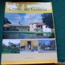 Libros de segunda mano: PAZOS DE GALICIA EDITORIAL NIGRATREA. Lote 215892093