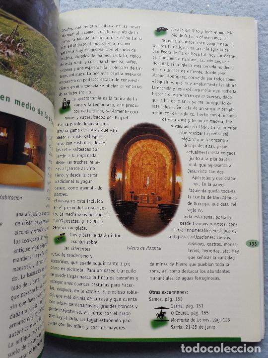 Libros de segunda mano: Las mejores casas de turismo rural Galicia. - Foto 3 - 216355631
