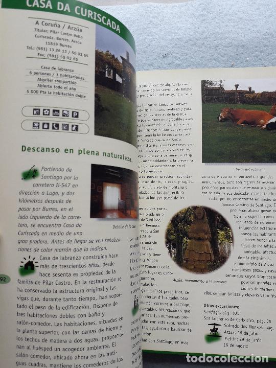 Libros de segunda mano: Las mejores casas de turismo rural Galicia. - Foto 4 - 216355631