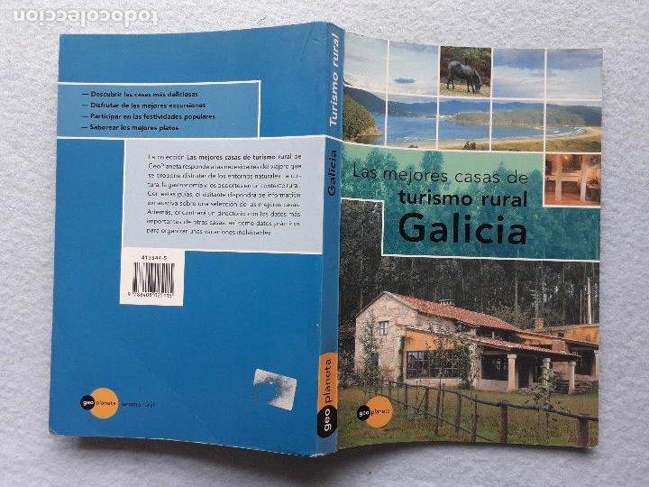 Libros de segunda mano: Las mejores casas de turismo rural Galicia. - Foto 7 - 216355631