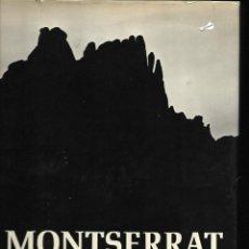 Libros de segunda mano: MONTSERRAT. CATALUNYA. RG.. Lote 216363688