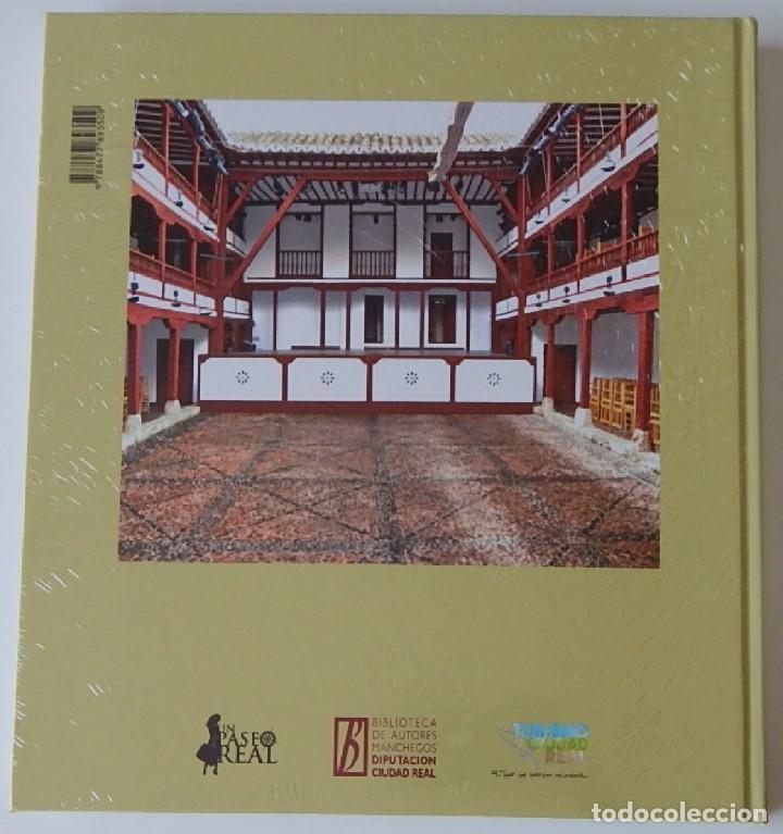 Libros de segunda mano: Ciudad Real en imágenes Un paseo real - Diputación de Ciudad Real, BAM (2018) / Libro nuevo - Foto 2 - 216602457
