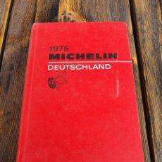 Livros em segunda mão: GUIA MICHELIN 1975 DEUTSCHLAND. Lote 217723268