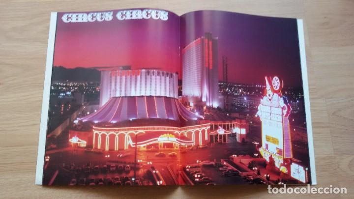 Libros de segunda mano: LIBRO SOUVENIR DE LAS VEGAS 1994 - Foto 3 - 218022473