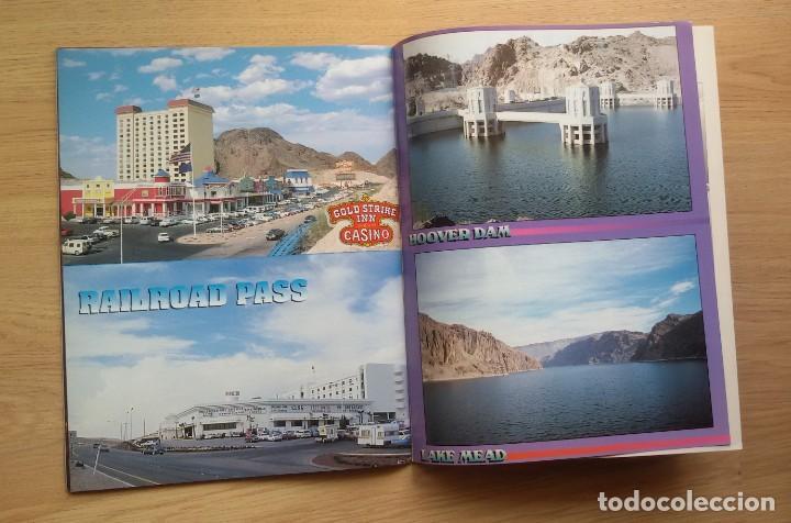 Libros de segunda mano: LIBRO SOUVENIR DE LAS VEGAS 1994 - Foto 5 - 218022473