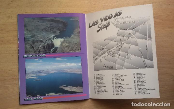 Libros de segunda mano: LIBRO SOUVENIR DE LAS VEGAS 1994 - Foto 6 - 218022473