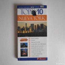 Libros de segunda mano: LIBRO. GUIA DE VIAJE TOP 10 NUEVA YORK. NEW YORK. Lote 218170553