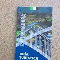 Libros de segunda mano: EXTREMADURA. GUÍA TURÍSTICA. Lote 218178817
