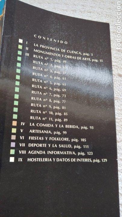 Libros de segunda mano: Guía ilustrada de Cuenca y provincia - Foto 2 - 218272773