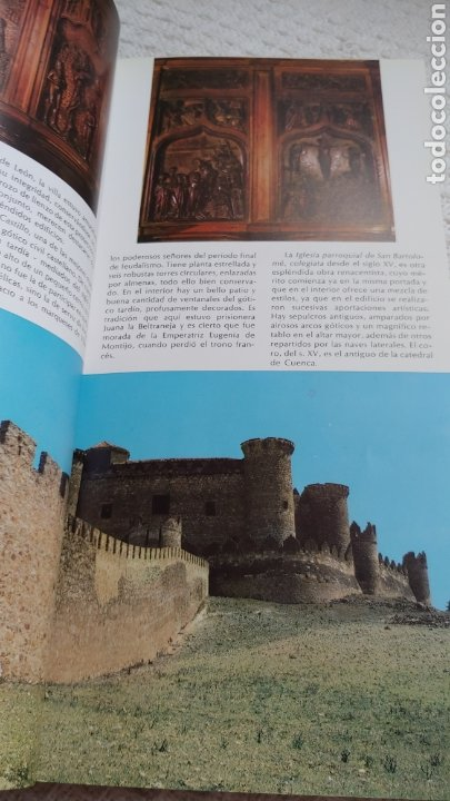 Libros de segunda mano: Guía ilustrada de Cuenca y provincia - Foto 4 - 218272773