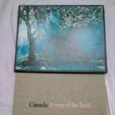 Libros de segunda mano: LIBRO DE FOTOGRAFÍA DE CANADÁ 1969. Lote 218937831
