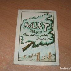 Libros de segunda mano: MOLLET COSES DEL MEU POBLE II. Lote 261640495