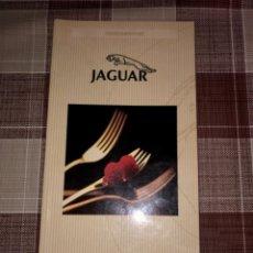 Libros de segunda mano: GUÍA JAGUAR DE RESTAURANTES 2001 / 2002 - AA.VV. Lote 220705845