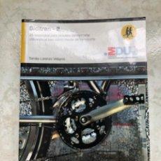 Libros de segunda mano: BICITREN - 2 / 25 RECORRIDOS PARA BICICLETAS DE MONTAÑA - COMUNIDAD DE MADRID - 1ª ED. 2013. Lote 220740717