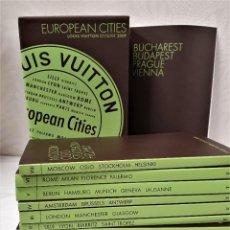 Libros de segunda mano: GUIA DE VIAJES DE LOUIS VUITTON. Lote 221108561