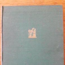 Livros em segunda mão: BARCELONA / LUIS ROMERO , ILUSTRACIONES DE FRANCISCO CATALA ROCA / EDITORIAL BARNA / 1954. Lote 221258588