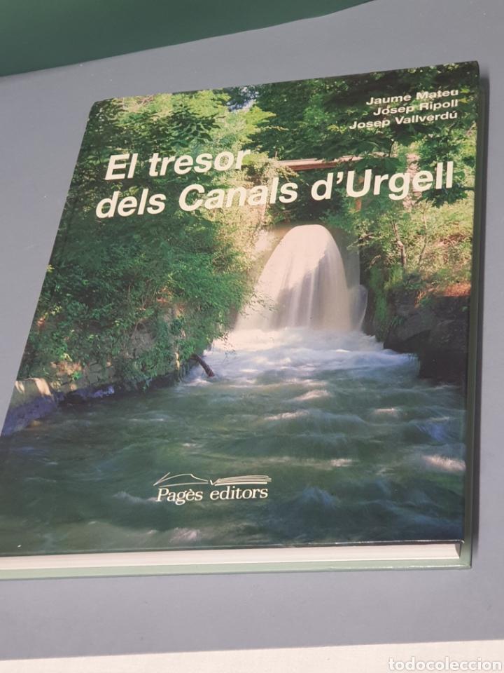 EL TRESOR DEL CANALS D' URGELL - PRIMERA EDICIÓN 1996 (Libros de Segunda Mano - Geografía y Viajes)