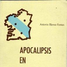 Libros de segunda mano: APOCALIPSIS EN GALICIA. Lote 221749162