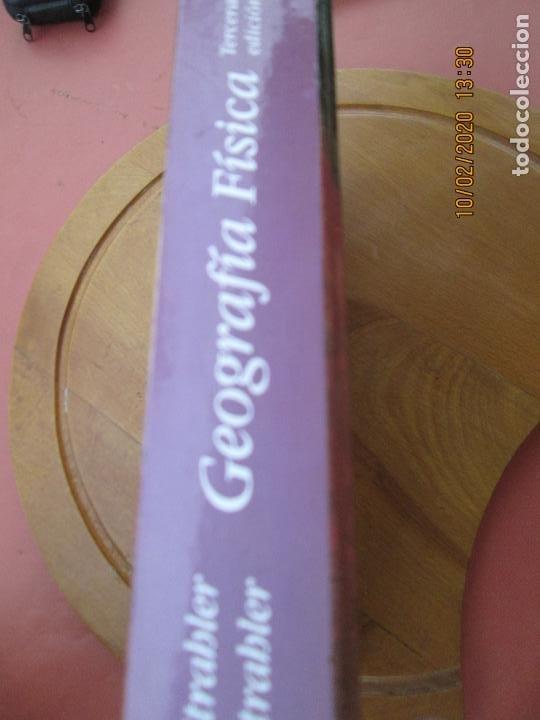 Libros de segunda mano: GEOGRAFÍA FÍSICA - ARTHUR N. STRABLER/ALAN H. STRABLER - EDICIONES OMEGA 2000. - Foto 5 - 221950641